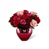 FTD Hold Me in Your Heart Rose Bouquet