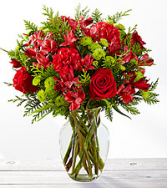 FTD Holiday Happenings Bouquet