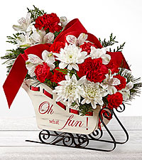 FTD Holiday Traditions Bouquet  Christmas