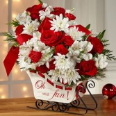 FTD Holiday Traditions Bouquet