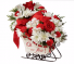 Christmas Bouquet Hand Tied Bouquet