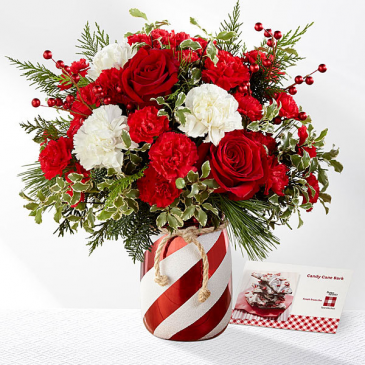 Product Description FTD Proudly Presents The Better Homes Gardens Holiday Wishes Bouquet