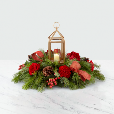 FTD I'll Be Home For Christmas C19-C3 - 20%  CHRISTMAS ARRANGEMENT