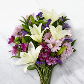 Ftd Lavender Fields Bouquet  Cut Flowers