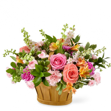 FTD Lift Me Up -19 Flower arrangement