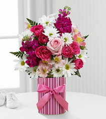 FTD Little Miracle Bouquet Girl
