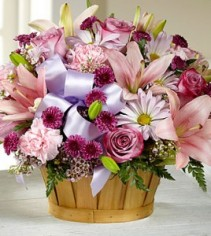 FTD Little Miss Pink Bouquet