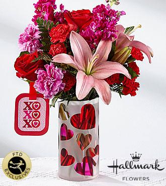 FTD Love You XO Bouquet