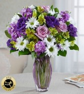 FTD Loving Thoughts Bouquet vase arrangement