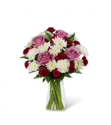 FTD My Sweet Love Vase Arrangement