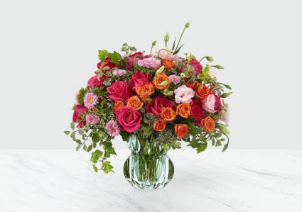 FTD Only The Best Bouquet Vase Arrangement