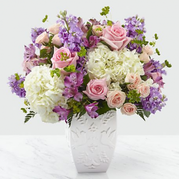 FTD Peace and Hope Lavender Bouquet