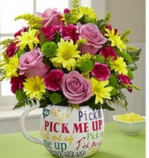 FTD Pick Me Up Arrangement Arrangement