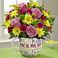 FTD Pick Me Up Bouquet