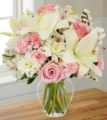 FTD Pink Dream Bouquet