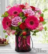 FTD Pink Exuberance Vase Arrangement