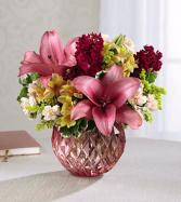 FTD Pink Poise Bouquet Romance