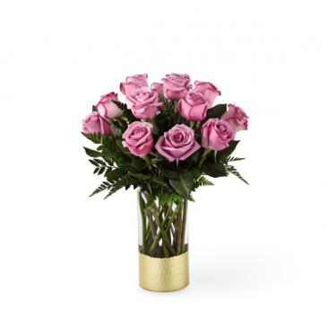 FTD Pure Beauty Lavender Rose Bouquet
