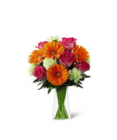 FTD Pure Bliss Bouquet Vase Arrangement