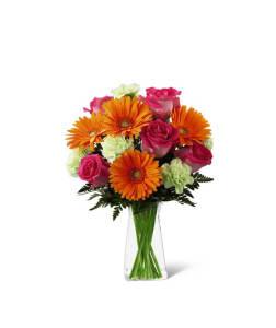 FTD Pure Bliss Bouquet Vase Arrangement