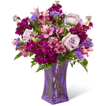 FTD Purple Presence Bouquet - CCL