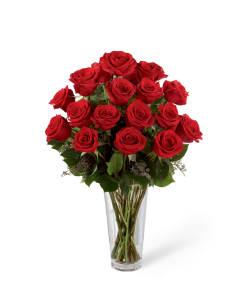 FTD Red Rose Sympathy  Sympathy Arrangement