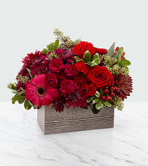 Ftd Rustic Bouquet  Arrangement