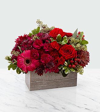 Ftd Rustic Bouquet  Arrangement