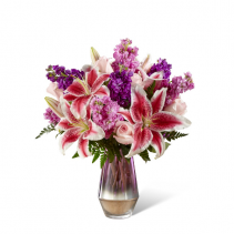 Shimmer & Shine™ Bouquet VASE BOUQUET