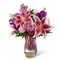 FTD Shimmer & Shine Vase Arrangement