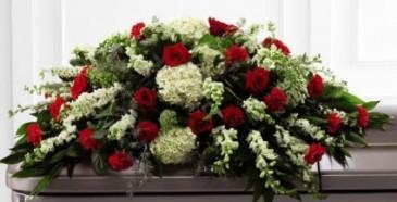 FTD® Sincerity™ Casket Spray Casket Flowers