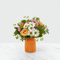 FTD Soft & Pretty™ Bouquet Vased Arrangement