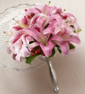 Sparkle Pink Bouquet
