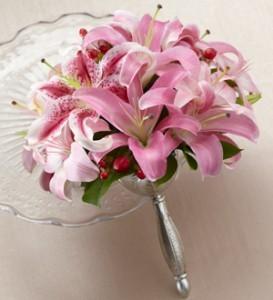 Sparkle Pink Bouquet