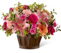 Spring Garden FTD Basket