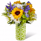 FTD Sunflower Sweetness Bouquet - 18-S8
