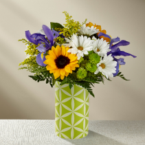 FTD Sunflower Sweetness Bouquets
