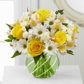 FTD Sunlit Blooms Bouquet Just Because