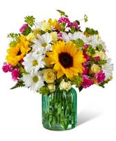 Sunlit Meadows FTD Bouquet