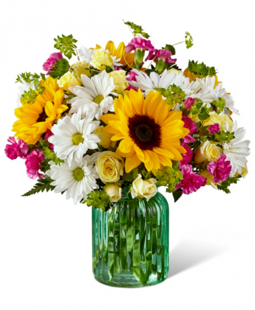 Sunlit Meadows FTD Bouquet