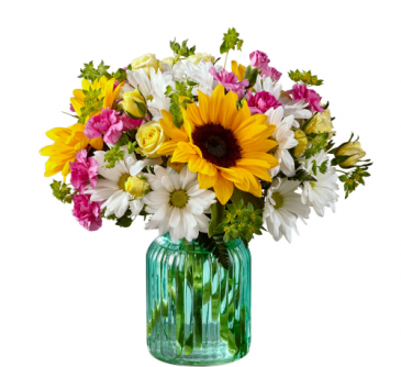 FTD Sunlit Meadows Spring Arrangement