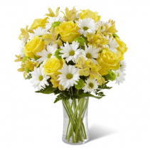 FTD Sunny Sentiments Spring Flowers