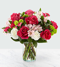 FTD Sweet and Pretty Vase Arrangement