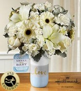 FTD Sweet Baby Boy Bouquet by Hallmark
