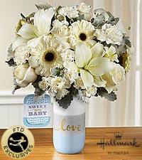 FTD Sweet Baby Boy Bouquet by Hallmark