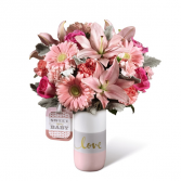 FTD Sweet Baby Girl™ Bouquet by Hallmark