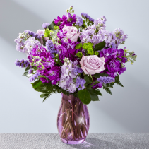 FTD Sweet Devotion Bouquet Beautiful Vase Arrangement