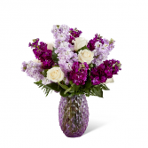 FTD-Sweet Devotion™ Bouquet VASE BOUQUET