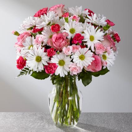 Ftd Sweet Surprise Bouquet Vase Arrangement In Sterling Heights Mi