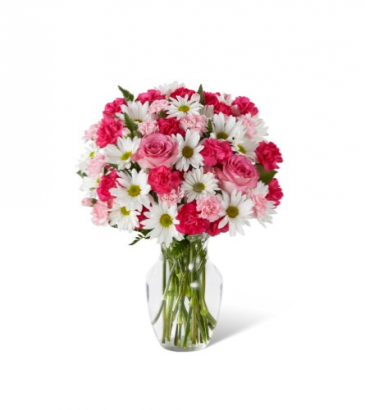 FTD Sweet Surprises Bouquet Vase Arrangement
